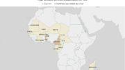 L'Afrique francophone - 1960 Indépendances