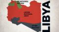 Libye: Qui contrôle quoi. Équilibre des forces adverses en Libye. Carte avec les territoires Gouvernement d'entente nationale et Armée nationale libyenne